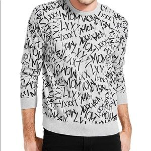Guess Graffiti MCM great condition sweatshirt!